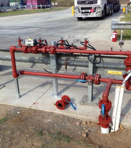 Elgas LPG Depot – Port of Brisbane